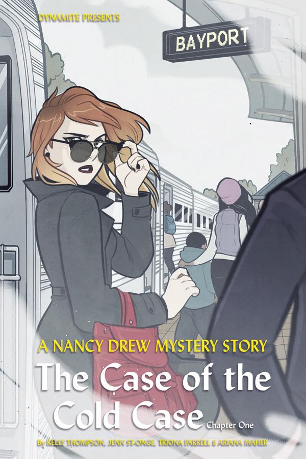 Nancy Drew #1 comic review
