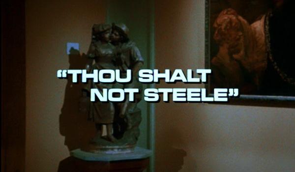 Remington Steele - Thou Shalt Not Steele TV review