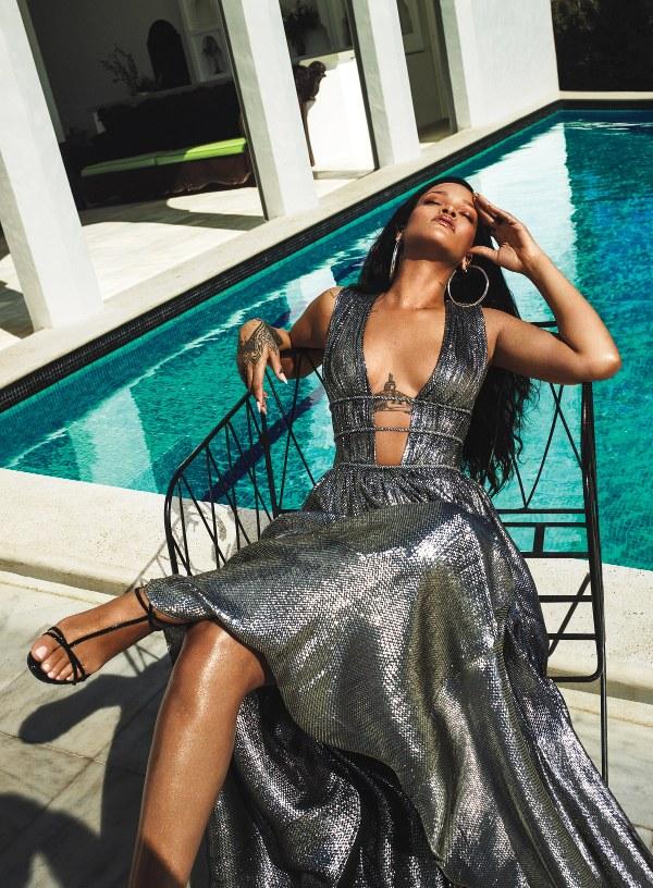 Rihanna - Vogue (June 2018)