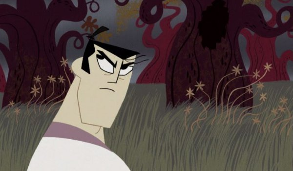 Samurai Jack - Episode X: Jack and the Lava Monster television review