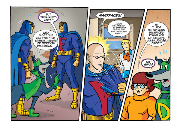 Scooby-Doo! Team-Up #38 comic review