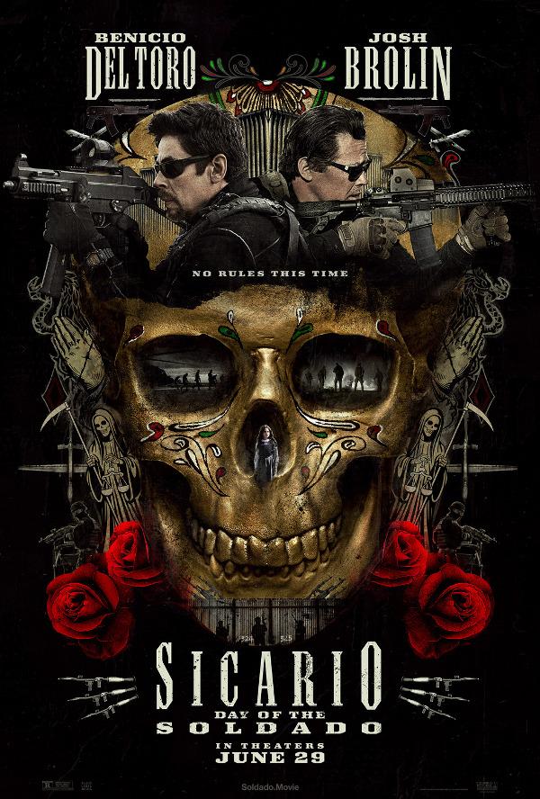Sicario: Day of the Soldado movie review