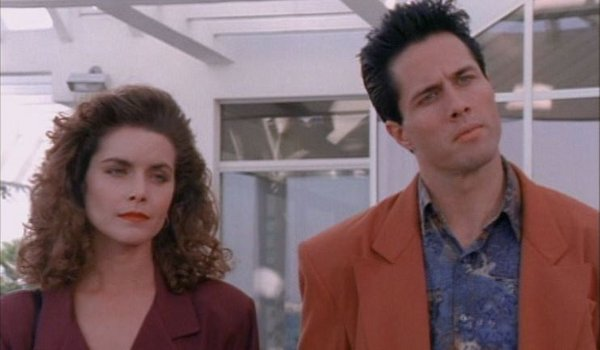 Silk Stalkings - In the Name of Love television review