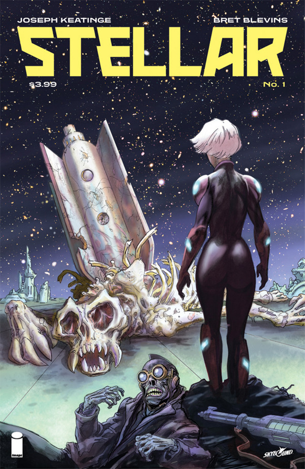 Stellar #1 comic review