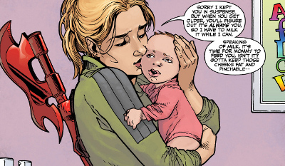 Buffy the Vampire Slayer Season Twelve #1 comic review
