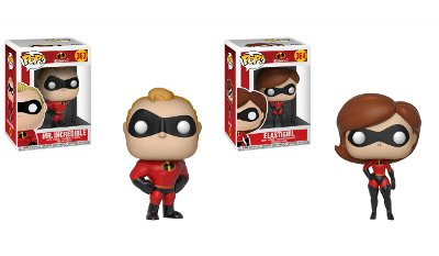 The Increcibles 2 Pop! Vinyls