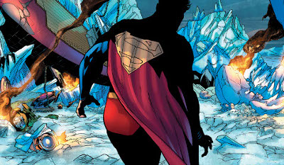 The Man of Steel #3 comic review