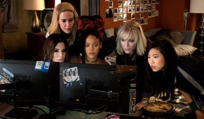 Ocean's 8 movie review