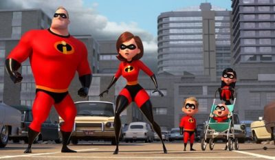 The Incredibles 2 movie review