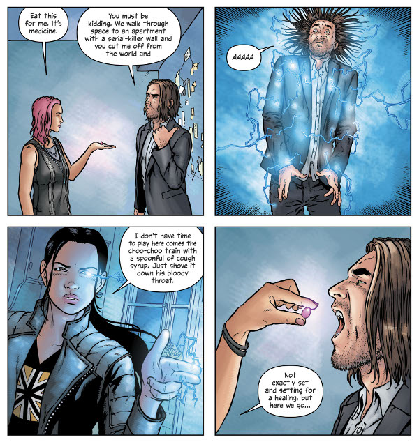 The Wild Storm #14 comic review