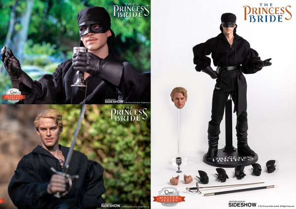 Westley (The Dread Pirate Roberts) Sixth Scale Figure