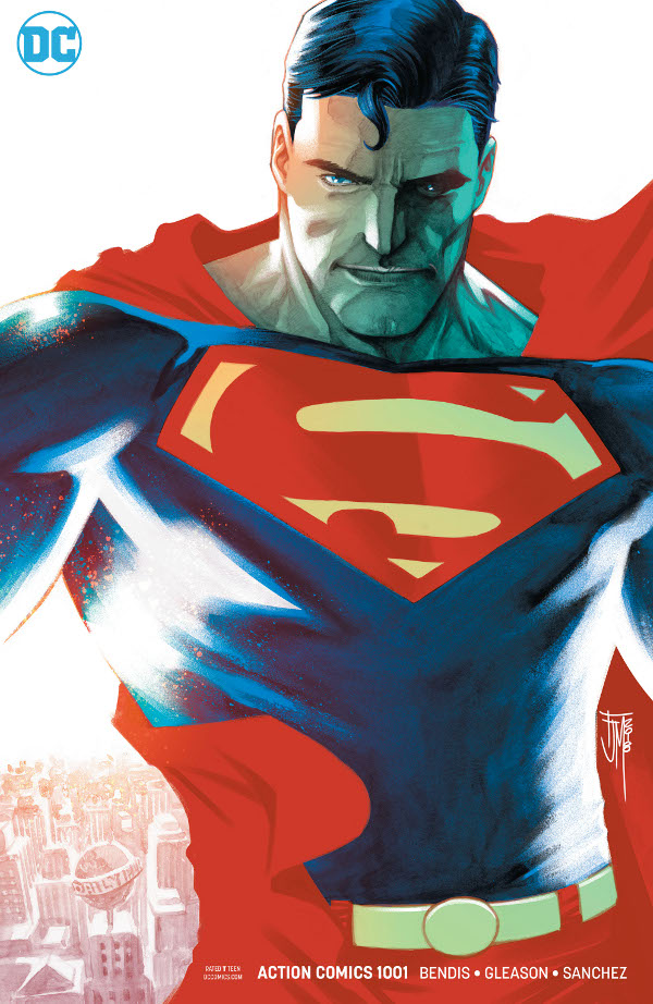 Action Comics #1001 comic review