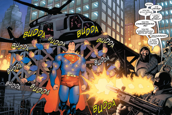 Action Comics #1001 comic review
