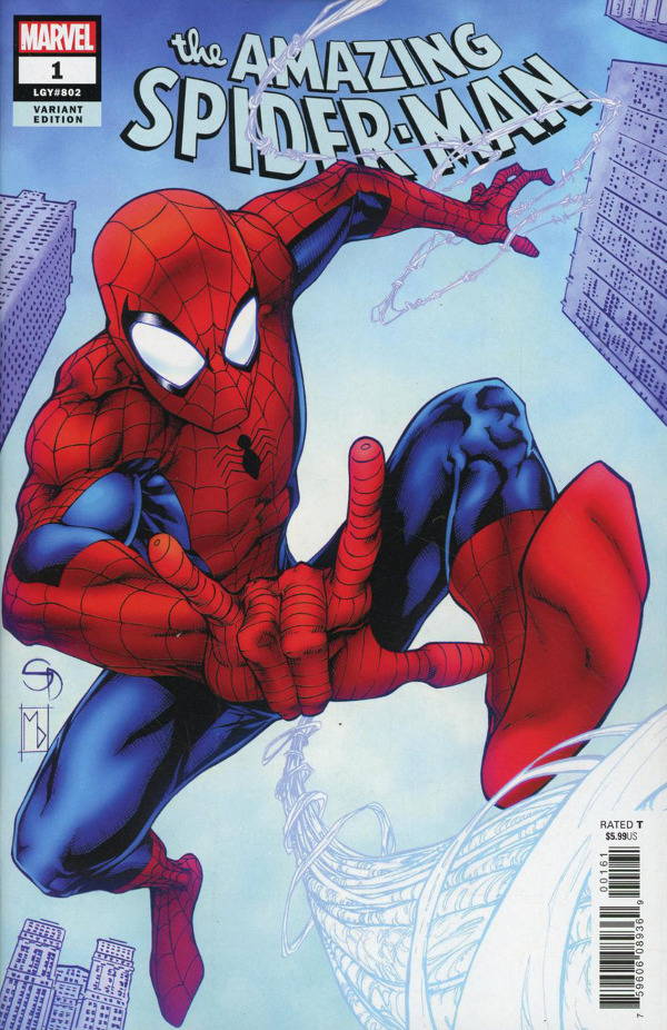 The Amazing Spider-Man #1 comic review