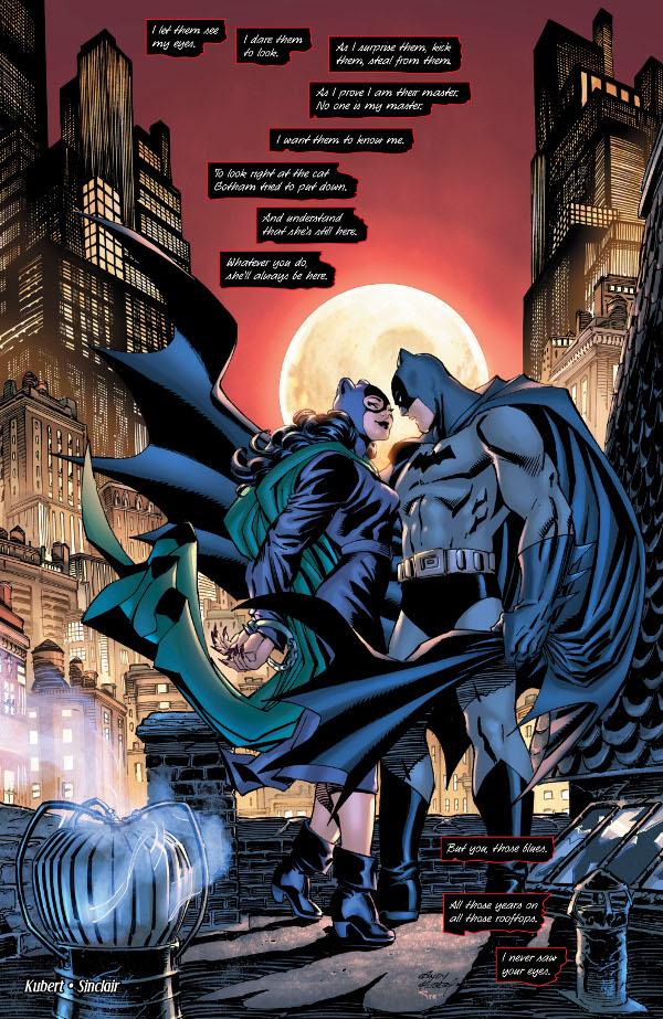 Batman #50 comic review