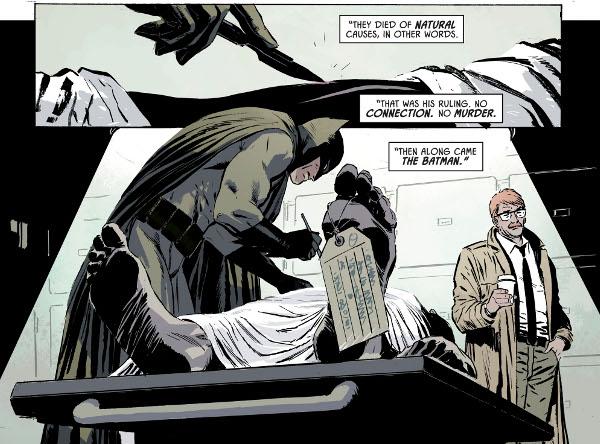 Batman #51 comic review