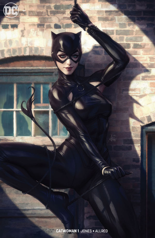 Catwoman #1 comic review