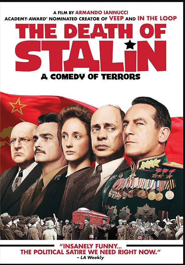 The Death of Stalin DVD review