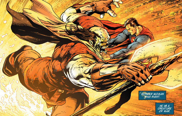 The Man of Steel #6 comic review