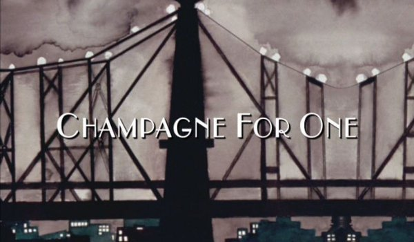 A Nero Wolfe Mystery - Champagne for One television review