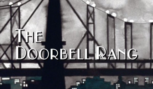 A Nero Wolfe Mystery - The Doorbell Rang TV review