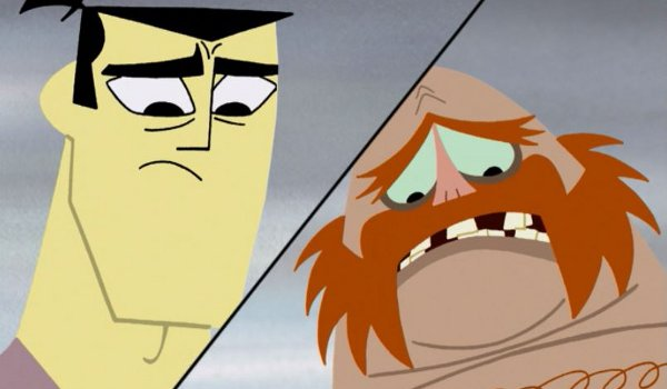 Samurai Jack - Episode XI: Jack and the Scotsman television review