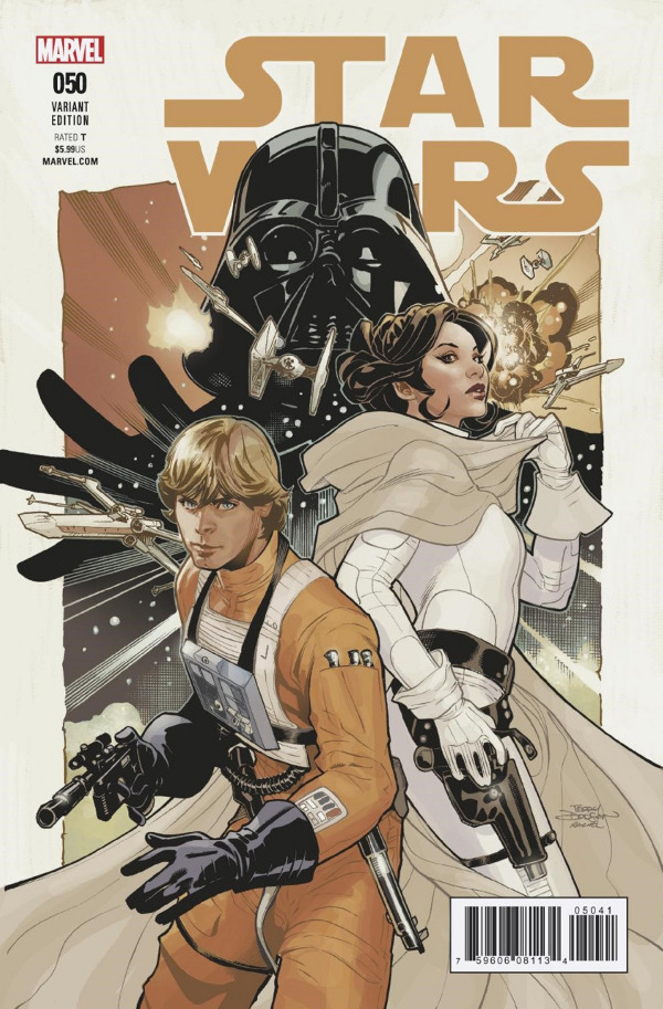 Star Wars #50 comic review