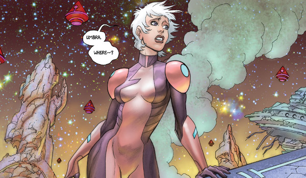 Stellar #2 comic review