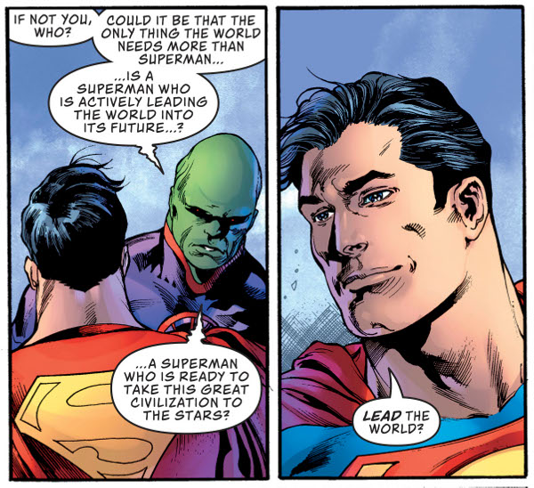 Superman #1 comic review