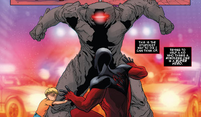 Ben Reilly: Scarlet Spider #21 comic review