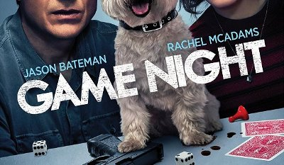Game Night Blu-ray review