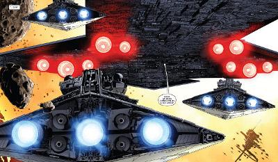 Star Wars #50 comic review