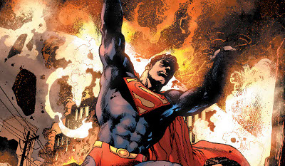 Superman #1 comic review