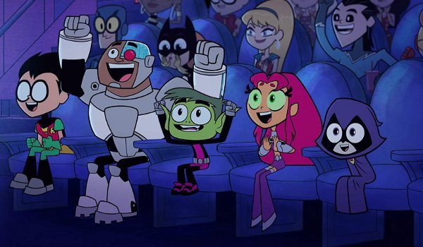 Teen Titans Go! To the Movies movie review