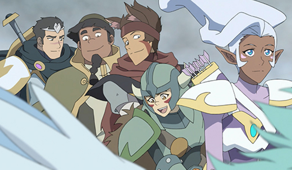 Voltron - Monsters & Mana TV review