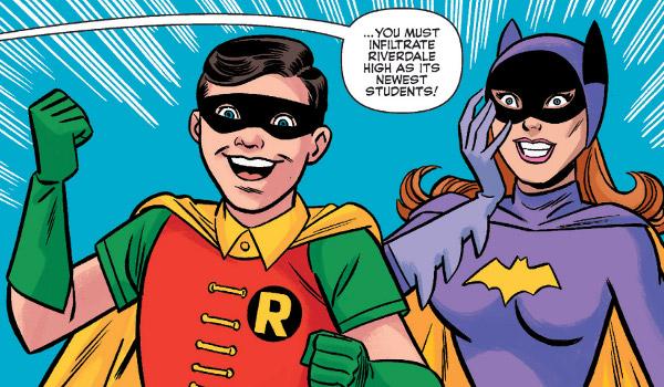 Archie Meets Batman '66 #2 comic review