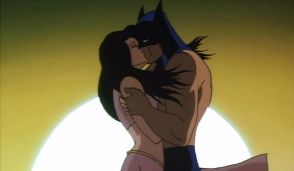 Batman: The Animated Series - The Demon's Quest television review