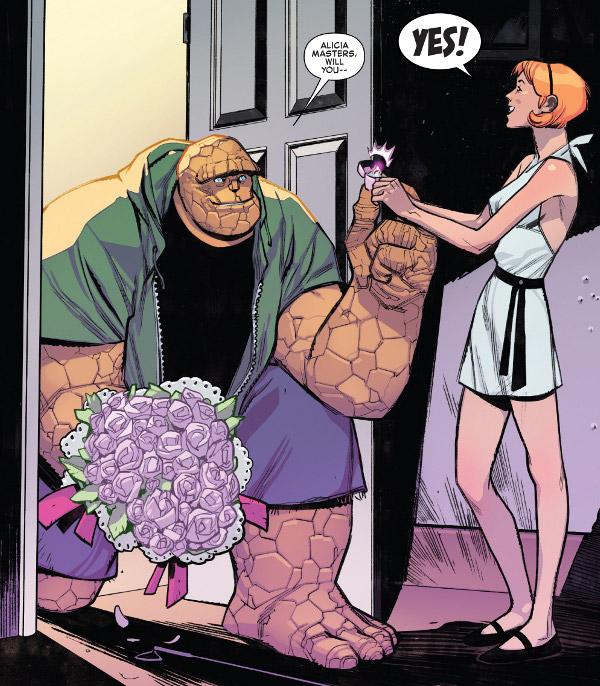 Fantastic Four #1 comic review