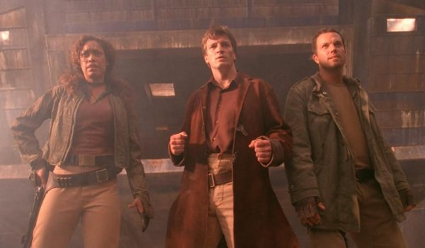 Firefly - The Train Job / War Stories TV review