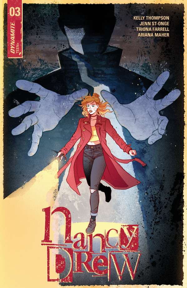 Nancy Drew #3 comic review