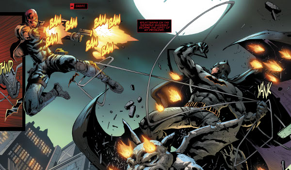 Red Hood and the Outlaws #25 comic review