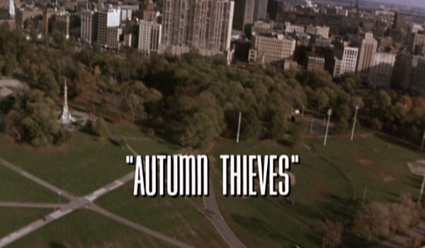Spenser: For Hire - Autumn Thieves television review