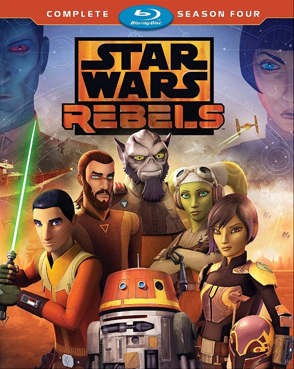 Star Wars Rebels - The Complete Fourth Season Blu-ray review