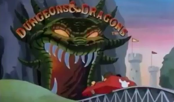 Dungeons & Dragons - The Complete Series