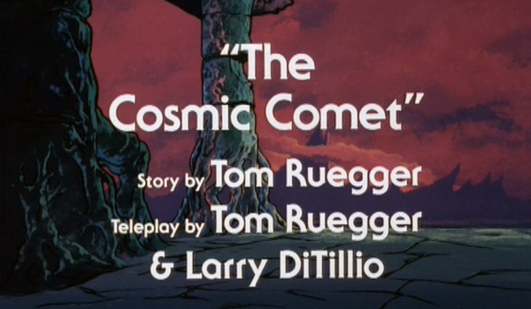 He-Man and the Masters of the Universe - The Cosmic Comet TV review
