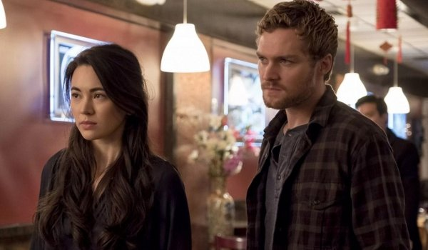 Iron Fist - The Fury of Iron Fist television review