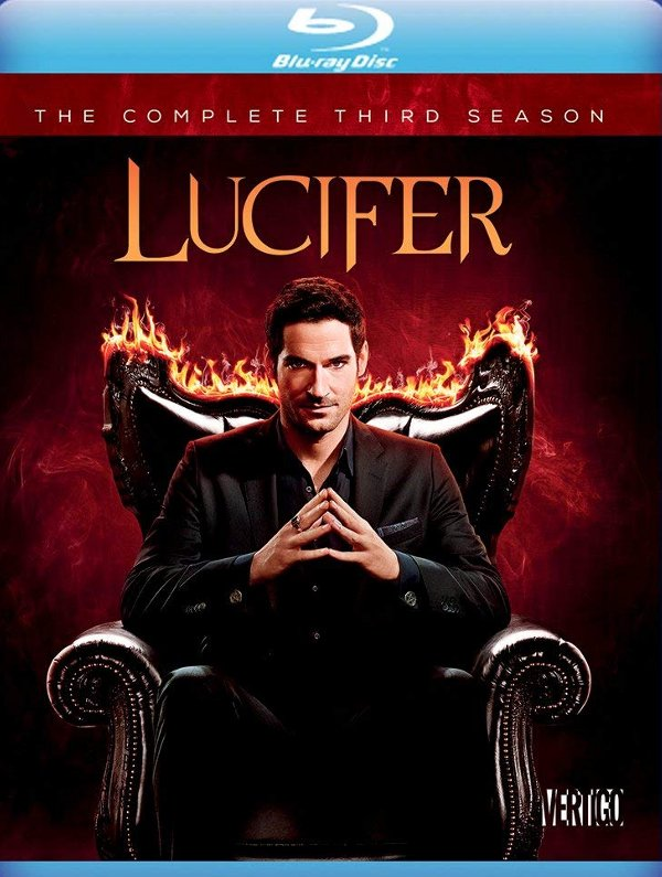 Lucifer - The Complete Third Season Blu-ray review