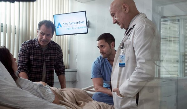 New Amsterdam - Pilot television review