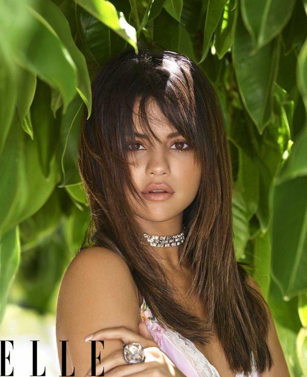 Selena Gomez - Elle (October 2018)