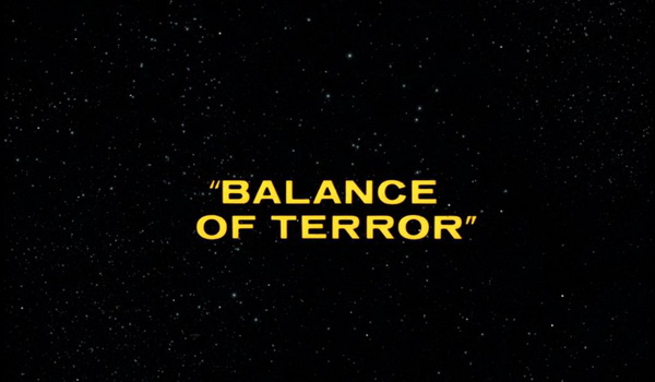 Star Trek - Balance of Terror television review